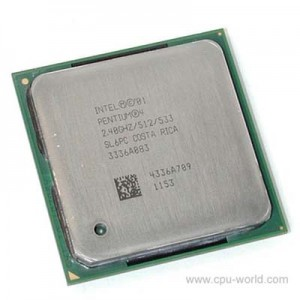 007 Intel 478 P4 2,4ghz